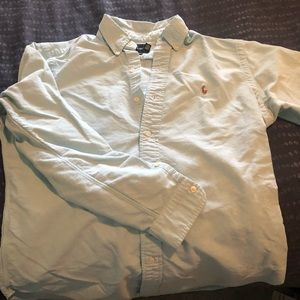 Light blue Polo Ralph Lauren button down